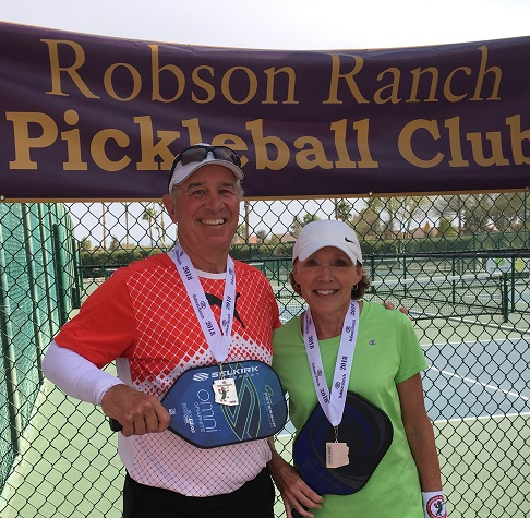 Steve Smitham and Sharon Mason, Robson Ranch