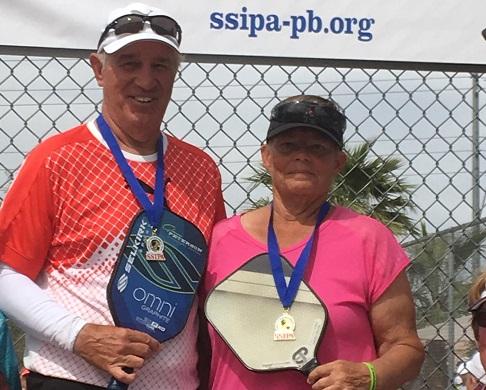 Steve Smitham and Janice Golden, Super Senior, El Mirage