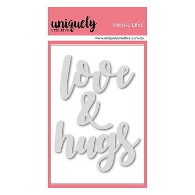 LOVE + HUGS