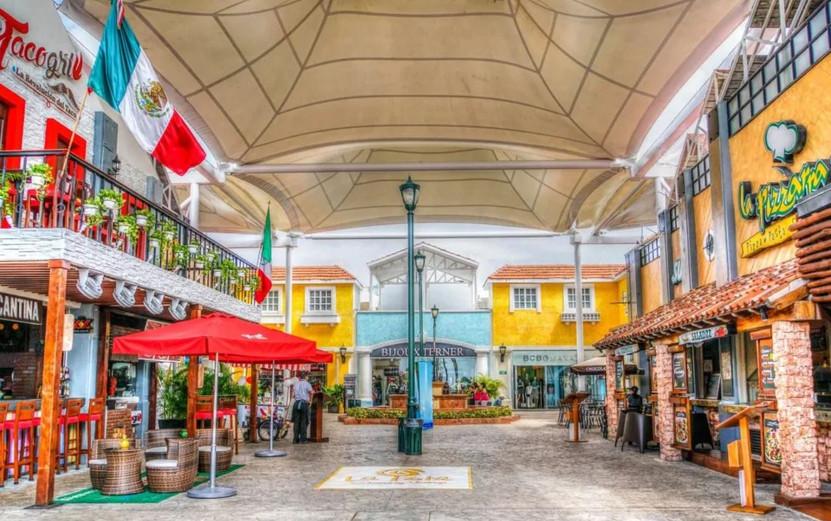 Downtown Cancun