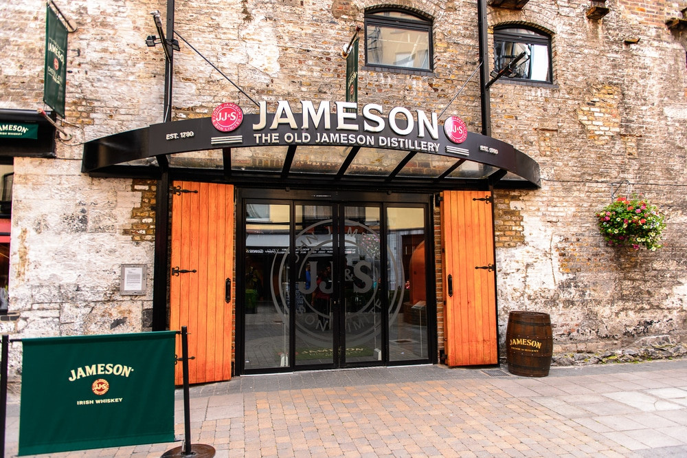 Dublin - Jameson Distillery