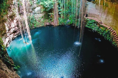 Ik'Kil Cenote
