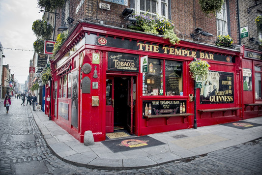 Dublin - The Temple Bar