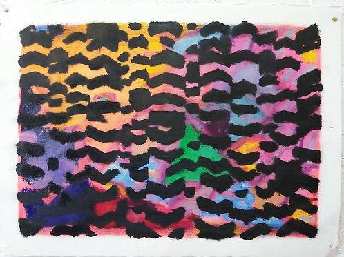 Totem - colour study 3
