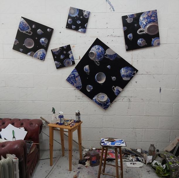 (Studio shot 2) Delftones