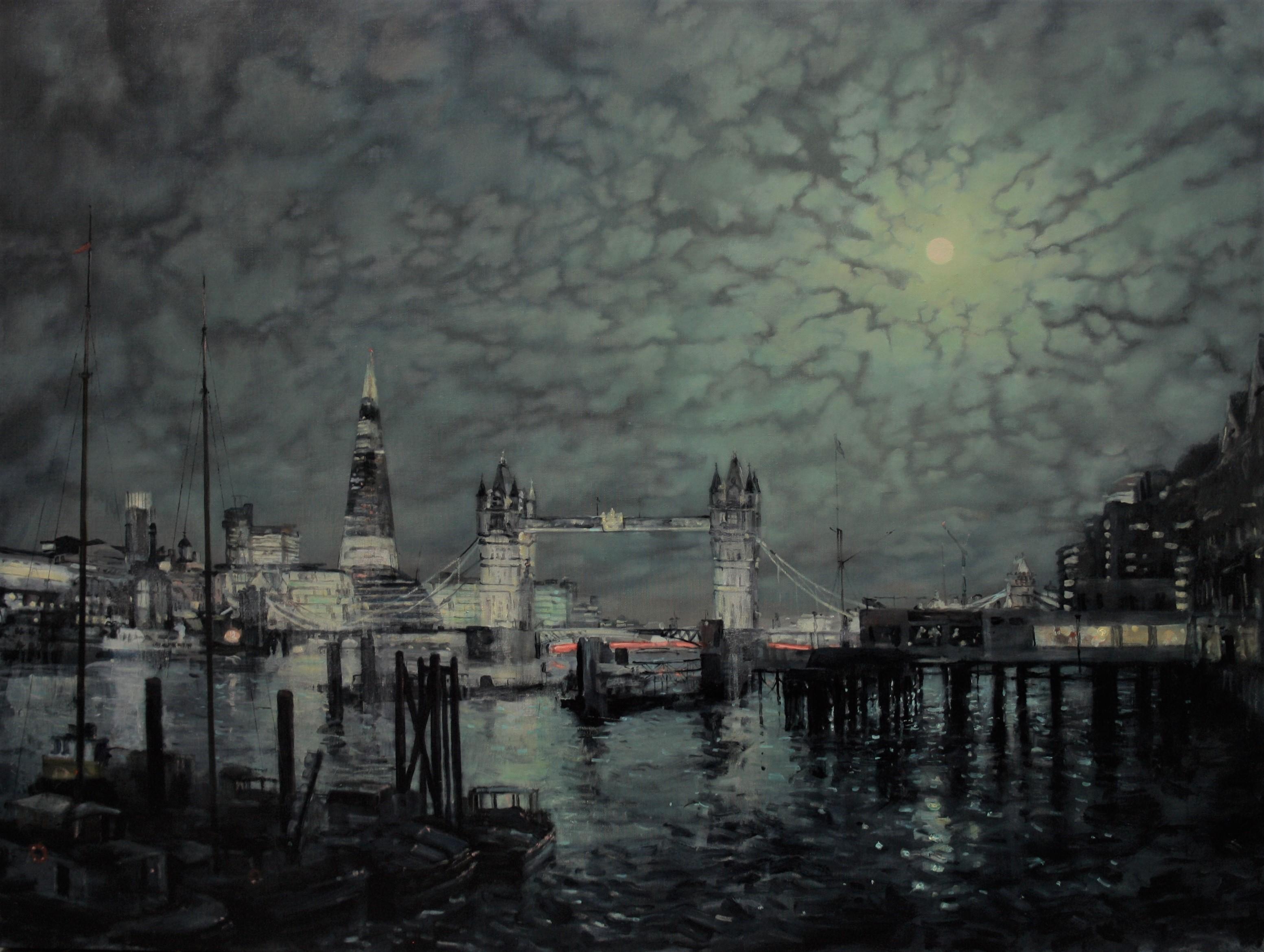Tower Bridge Nocturne