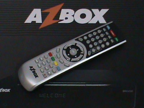 CONTROLE REMOTO AZBOX BRAVOO HD ANTIGO
