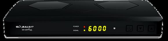 GLOBALSAT GS120 PLUS HD