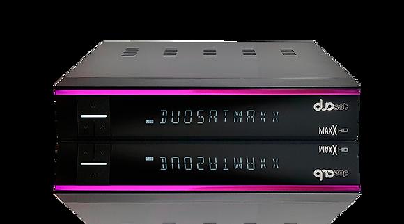 DUOSAT MAX X HD