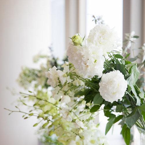 Bespoke vase arrangements