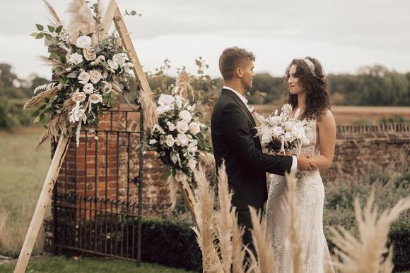 Rustic Wedding Inspiration -British Coun