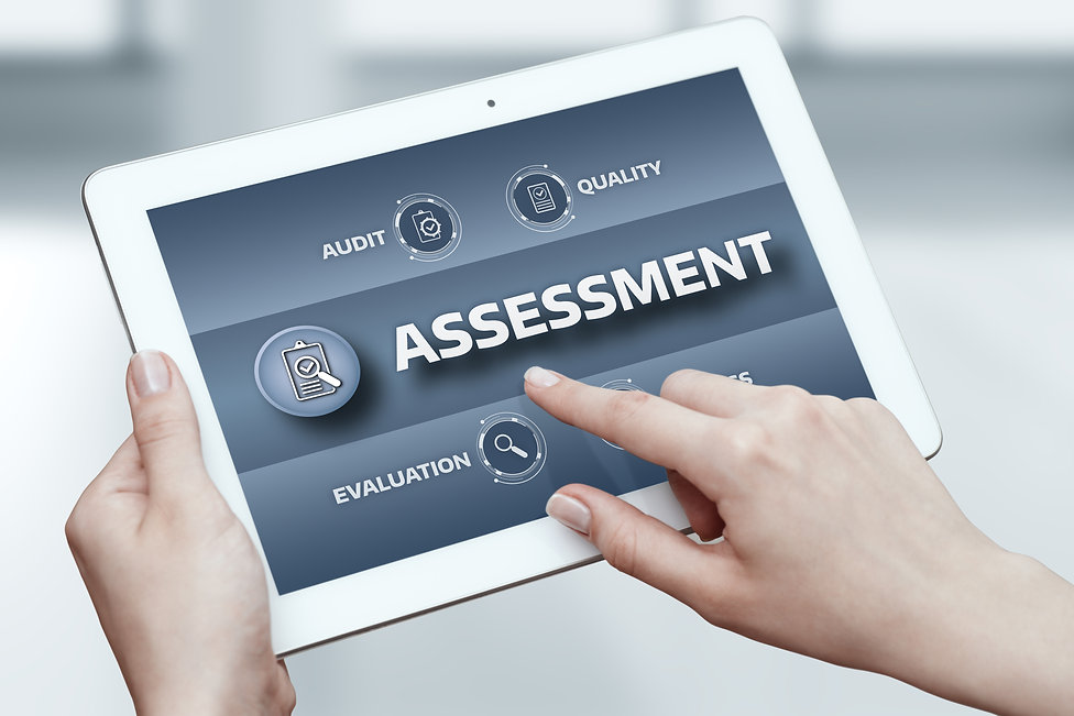 Assessment Analysis Evaluation Measure Business Analytics Technology concept..jpg