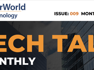 Tech Talk September 2021