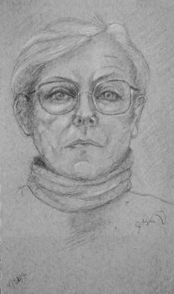 Self-Portrait 2014