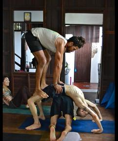 Vari Morales Adjustment Yoga