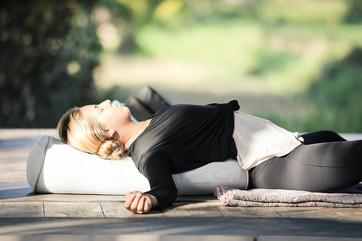 L Yoga Bolster Vari Morales Yoga Trainin