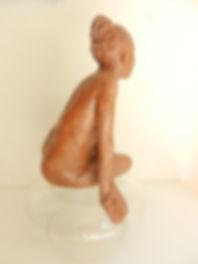 Isabelle Quint Atelier cours sculptur modelage Poissy 78 Yvelines
