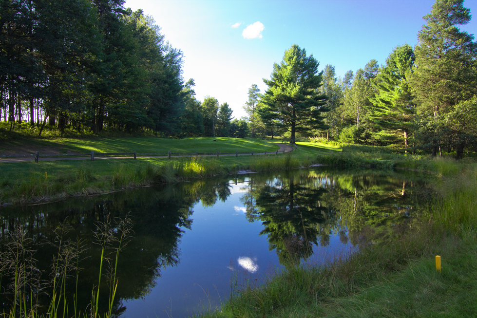 northwoods golf living in minocqua