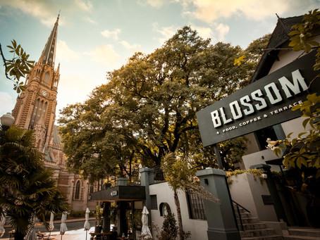 Blossom inaugura su cuarto local frente a la catedral de San Isidro