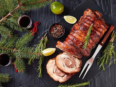 Navidad en casa con los sabores de la cocina fusión de Alo's Bistró