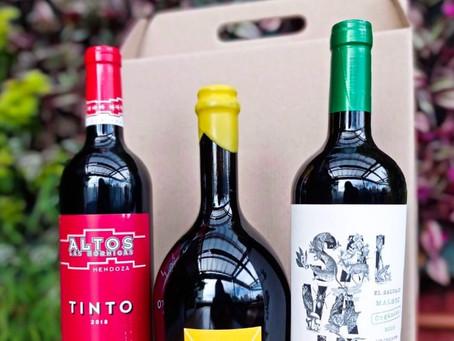 Cuatro packs vineros y una picada completa para celebrar a papá en Desarmadero Bar