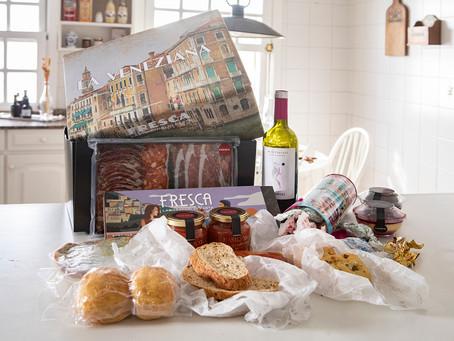 FRESCA presenta cuatro boxes especiales para disfrutar sabores invernales Made in Italy