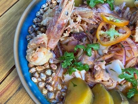 El gran cebiche especial para celebrar el día internacional de este plato en La Mar