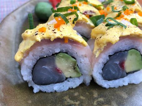 Dos especiales asiáticos con sabores del Perú para celebrar el día del sushi en La Mar