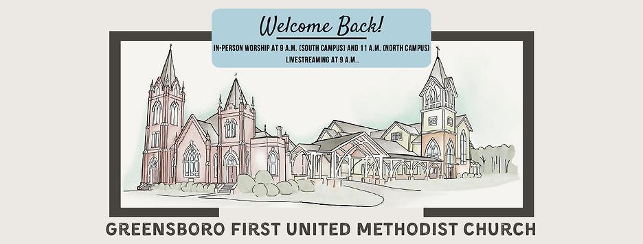 Greensboro First United Methodist Church