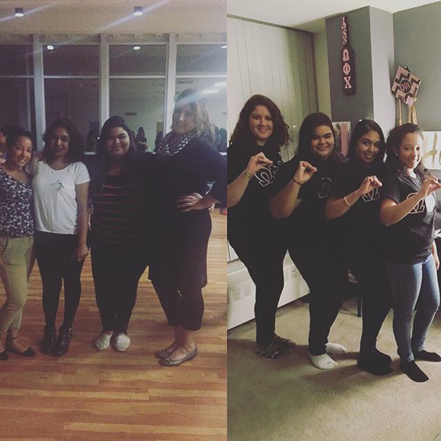Omega Phi Chi Multicultural Sorority Welcomes Phi Chapter