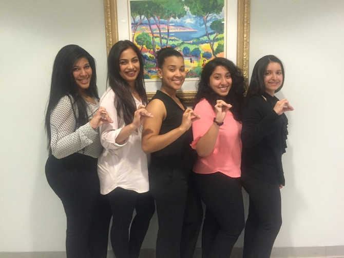 Omega Phi Chi Welcomes Chi Chapter