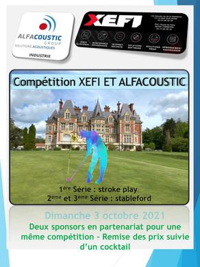 03/10 Compétition  Xefi/Alfacoustic