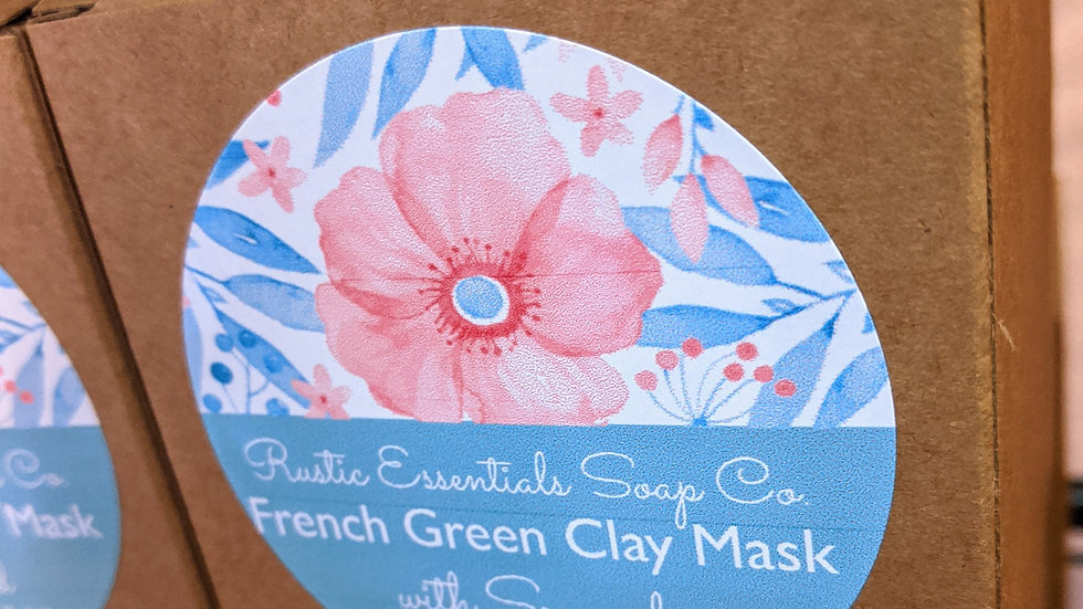 Clay Mask with Seaweed