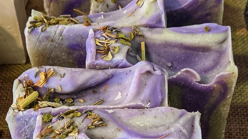 Lavender & White Sage