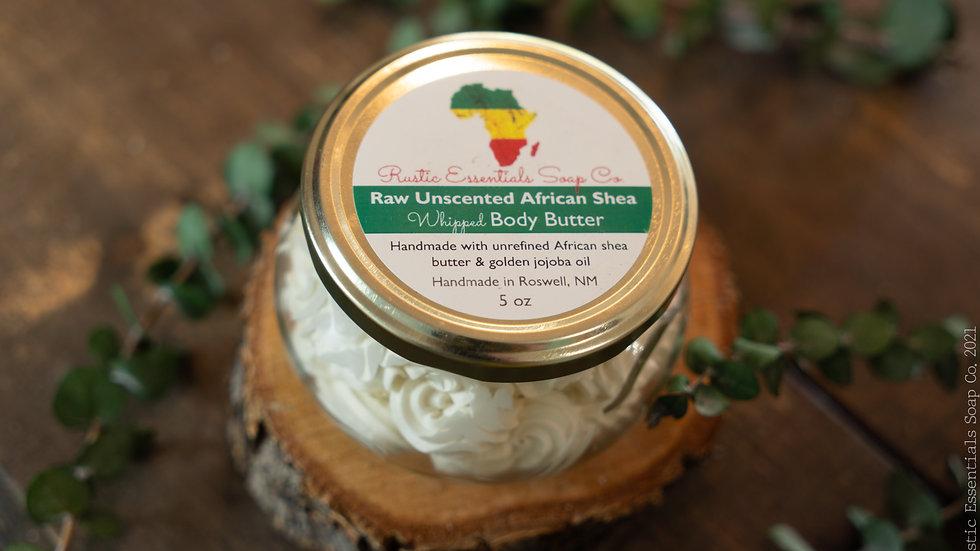 Raw African Shea Butter- 5 oz