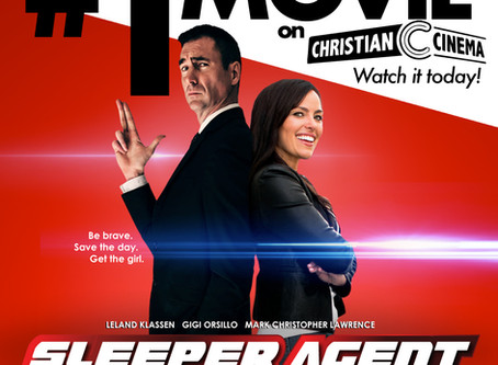 """Sleeper Agent"" Now Streaming!"