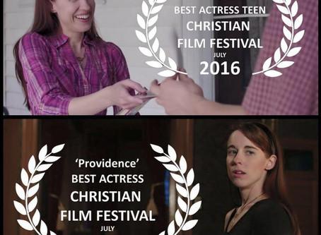 "Best Actress Award - ""Providence"""
