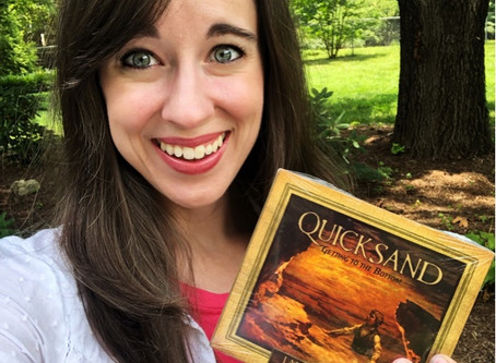 """Quicksand"" Audio Drama Now Available!"