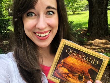 """""""Quicksand"""" Audio Drama Now Available!"""