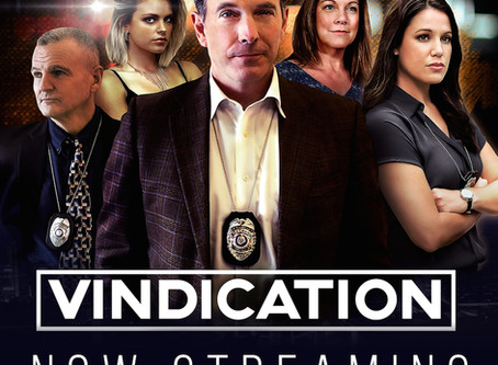 """Vindication"" Now Streaming on Amazon!"