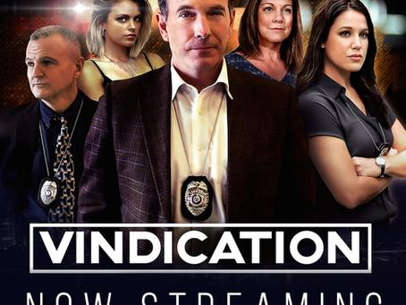 """Vindication"" Now Streaming on Amazon!"