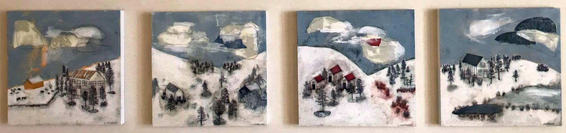 Winter Cabin Series