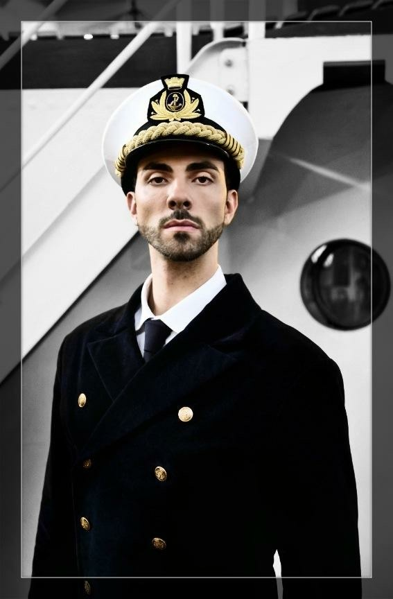 Ufficiale Murdoch in Titanic
