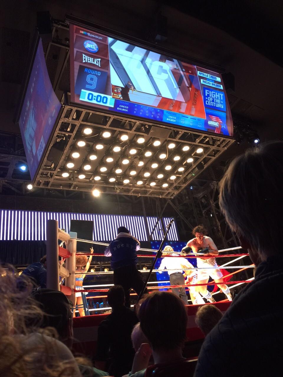 Rocky Balboa in Rocky