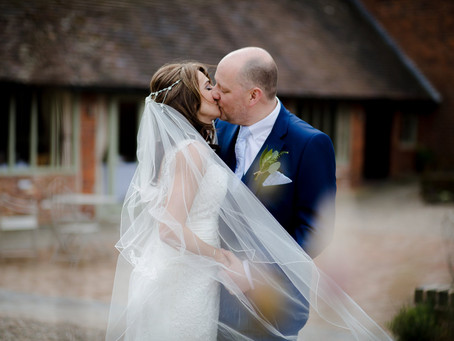 Emma & Tim - Curradine Barns Wedding Photography