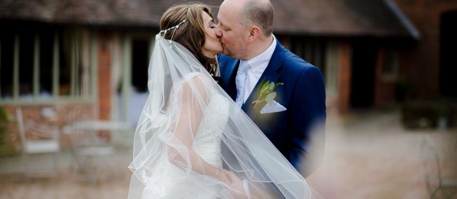 Emma & Tim - Curradine Barns Wedding Photography
