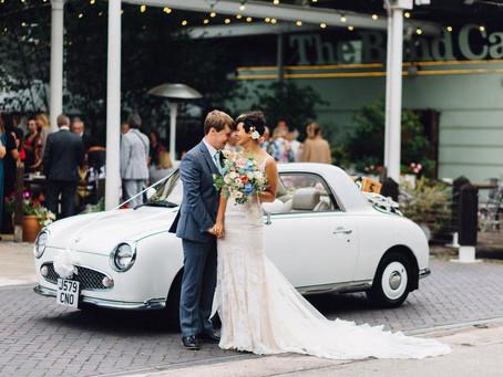 Abbie and Ross - The Bond Company - Birmingham Wedding Photography