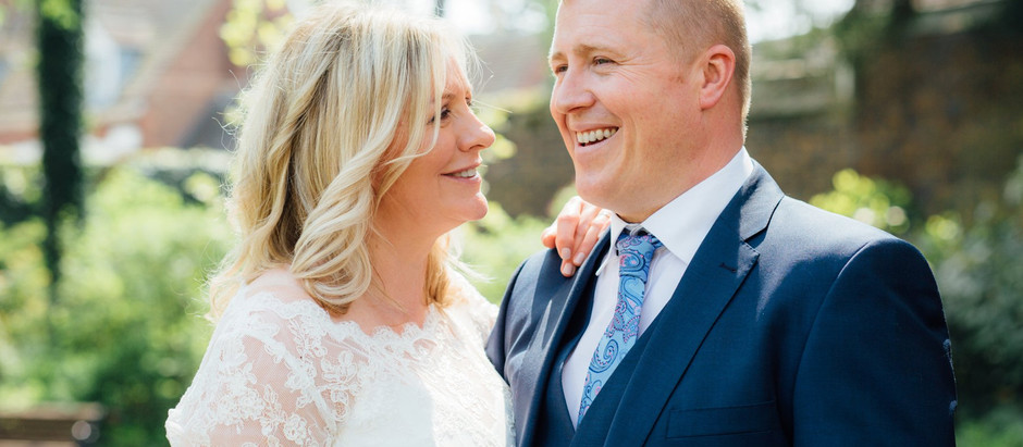 Annelise & Ricky - Warwick Register Office Wedding Photography