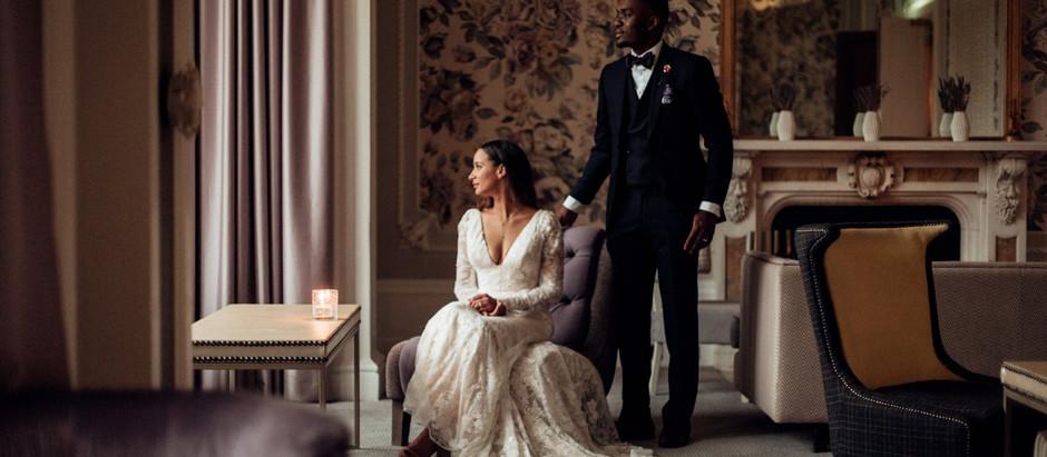 Asmara and Delaweh - Hampton Manor - Solihull Wedding Photographer