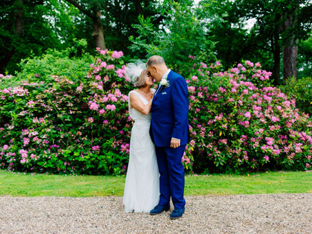 Carol and Pauls Hogarths Wedding - Birmingham Wedding Photographer